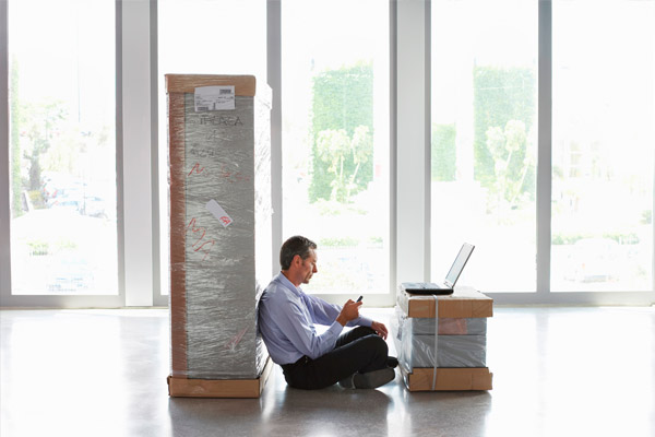 Business relocation IT services